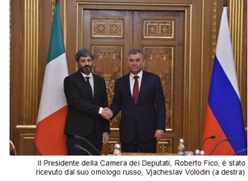 c24ab068dabb Lunedì il Presidente ha visitato il Centro Direzionale dei Trasporti di  Mosca. Nel pomeriggio ha incontrato gli studenti e il Rettore  dell Università ...